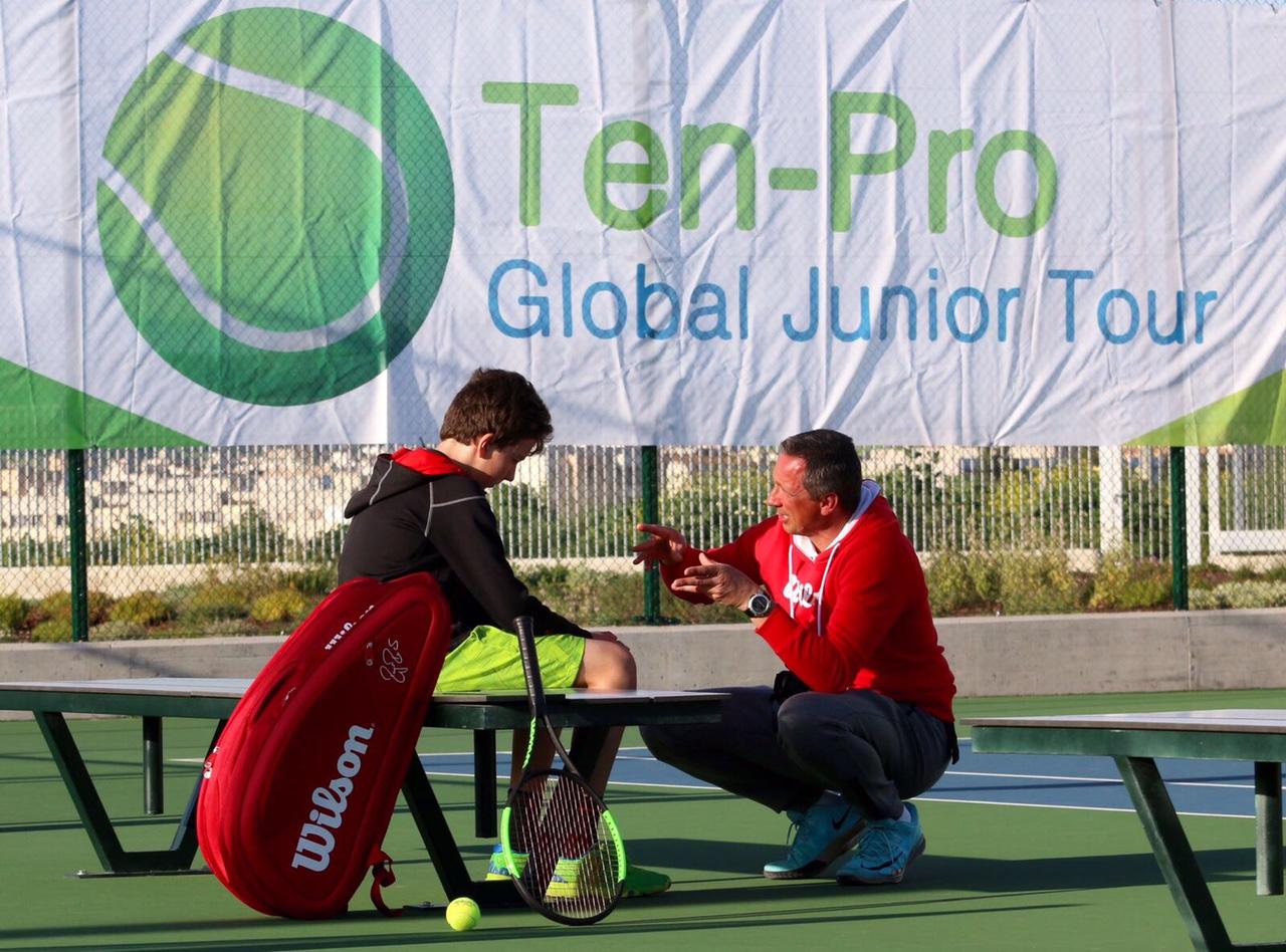 Coaching Luka Rafa-Nadal Academy