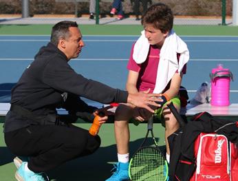 Coaching Luka